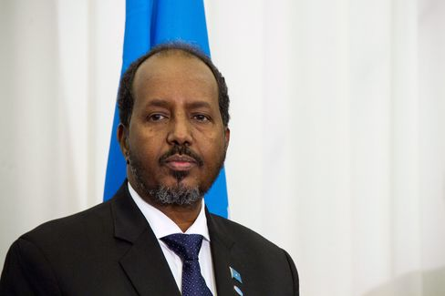 Press conference after The High Level Partnership Forum on Somalia in Copenhagen