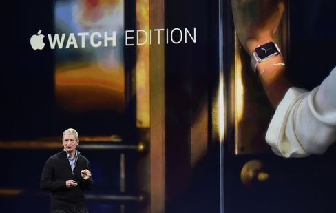 The watch will be available for preorder on April 10.