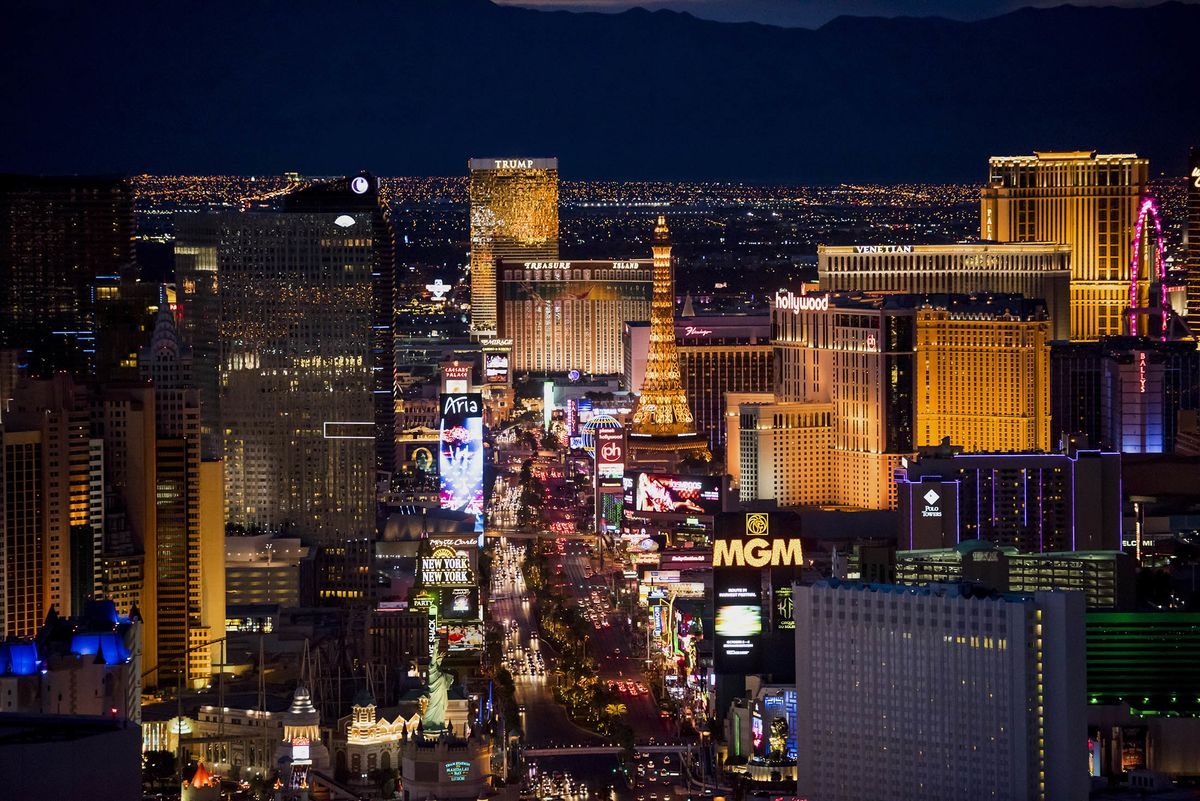 Nevada Is Getting More Democratic, and Casino Money Is Following Suit
