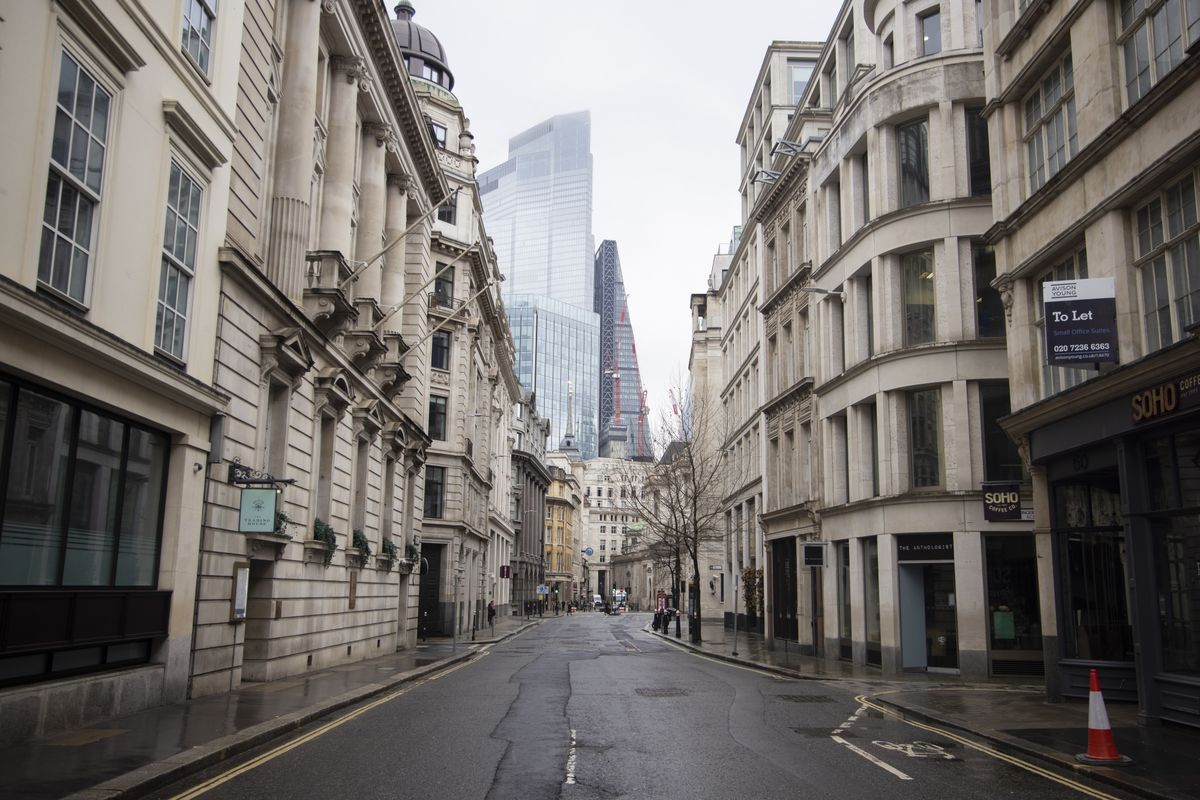 BOE Dismisses Talk of Inflation Threat During Post-Covid Rebound
