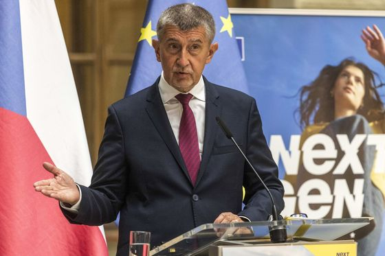 Czech Leader Bets on Cash Handouts and New Roads to Win Election