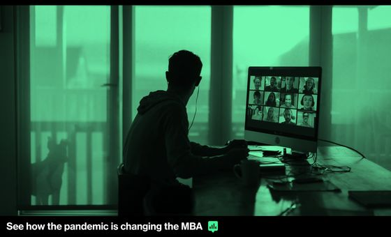 Business Schools Will Use Zoom Long After the Pandemic Is Over
