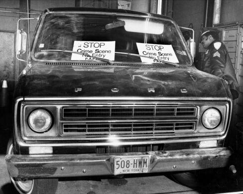 Ford Van