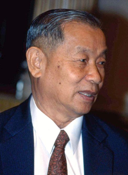 Thailand's Third-Richest Man Chaleo Yoovidhya