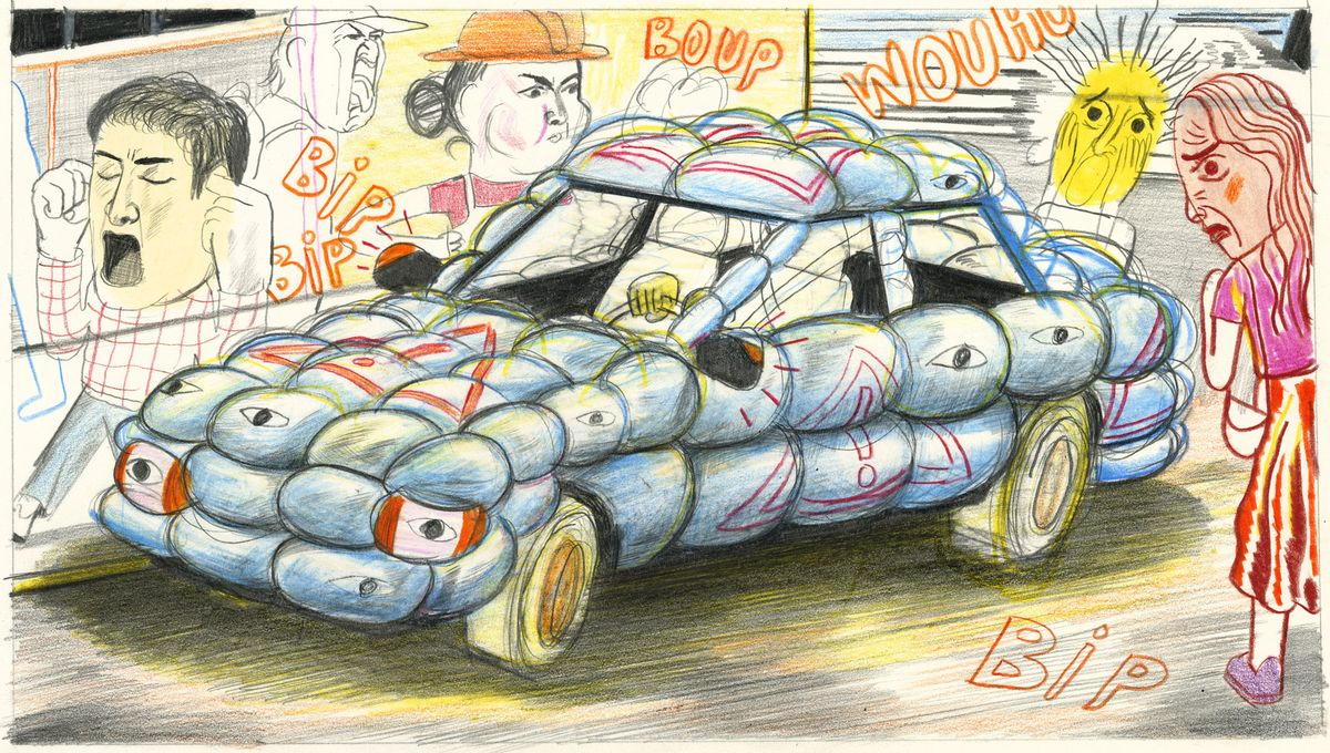 The Life-Saving Car Technology No One Wants