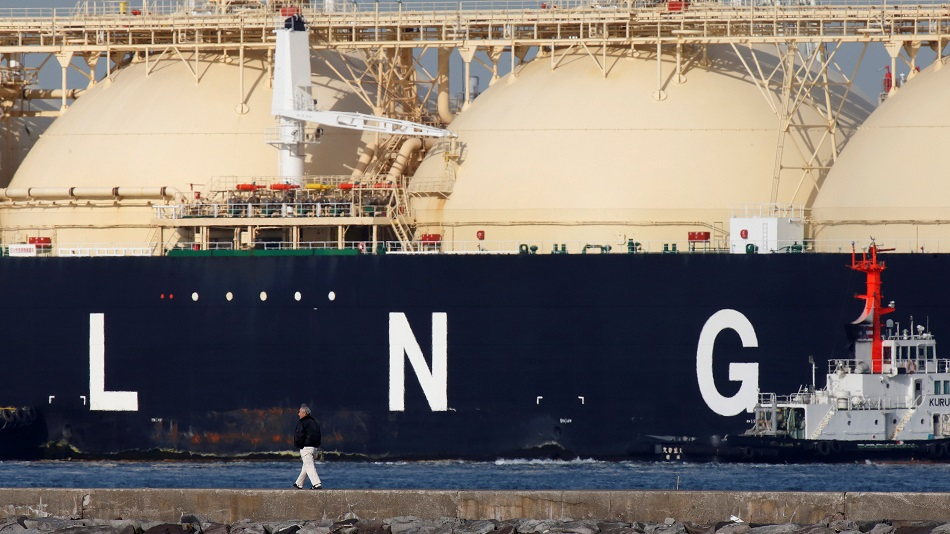 The CEO 'Charting' the Demand for Global LNG