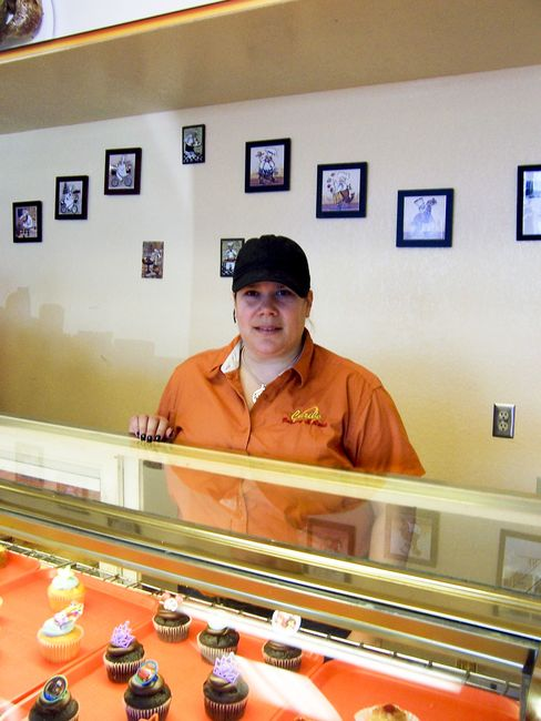 Caribe Bakery and Restaurant's Owner Anmary Hidalgo