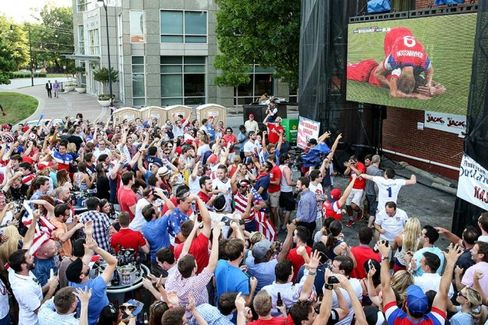 More Americans Than Ever Are Watching the World Cup