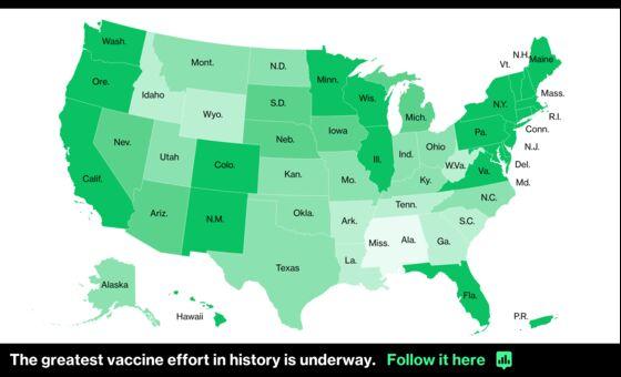 In Rural Arkansas, a Shocking Loss Wards Off Vaccine Hesitancy