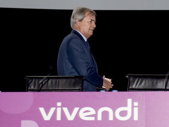 Berlusconi's Mediasetto End Five-Year Fight with Vivendi