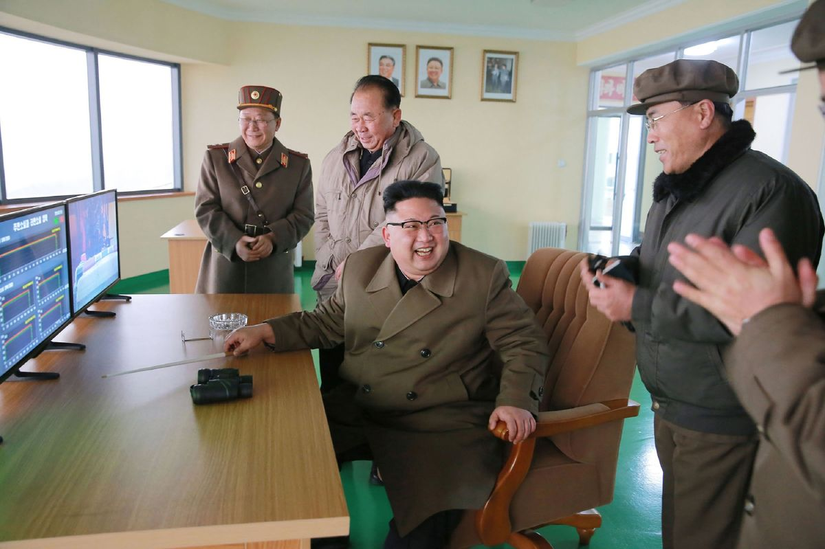 North Korea May Up Ante With ICBM Engine Test, Chosun Reports