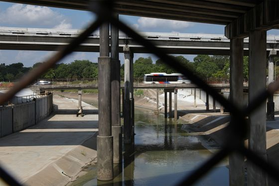 New Storm to Test Post-Harvey Houston Infrastructure