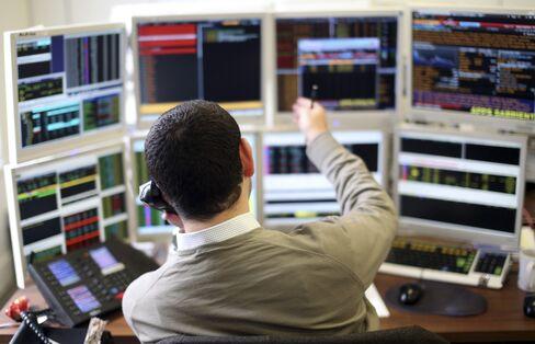 European Stocks, U.S. Futures Drop Before Durable-Goods Report