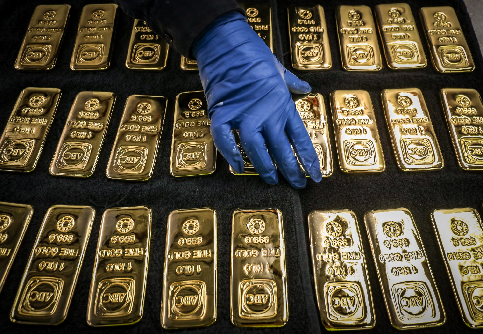 Is The World Running Out Of Gold There S A Long Way To Go Bloomberg