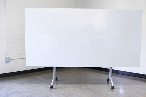 Office Upgrade: Stand-Up Whiteboard Desk