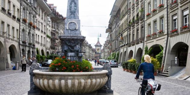 No. 9 Best Quality of Life (tie): Bern, Switzerland