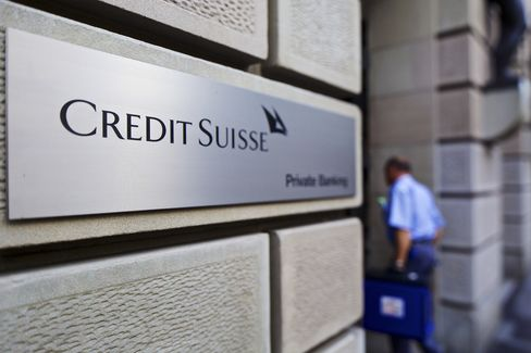 Credit Suisse Plans Transfer of More Data to U.S., Memo Says