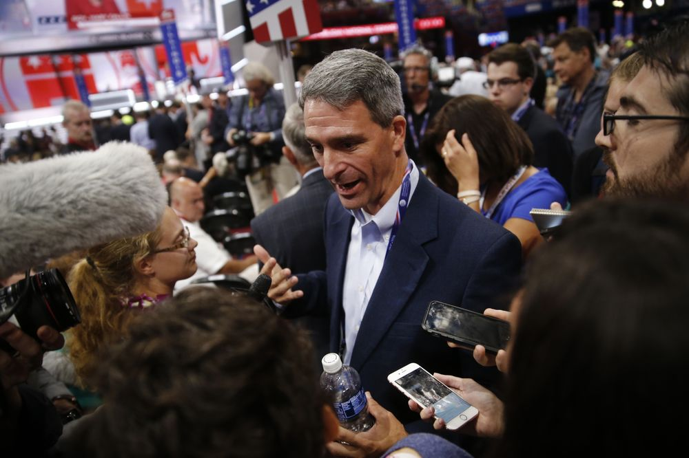 Trump to Hire Former Virginia Official Ken Cuccinelli for DHS