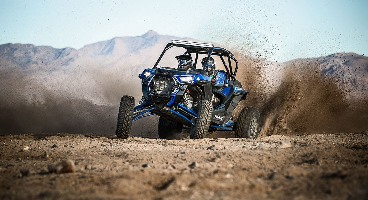 Polaris Thinks The People Want A 28 000 Dune Buggy Bloomberg