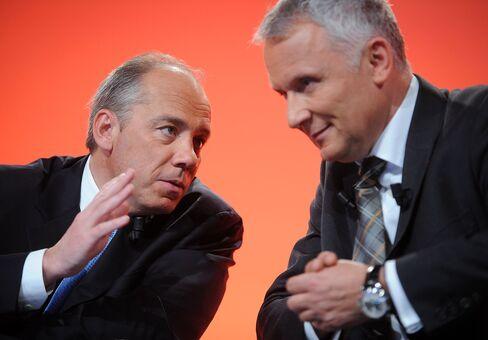 France Telecom SA CFO Pellissier