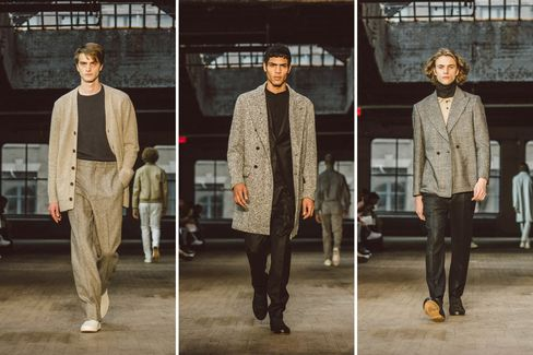 Standout looks from Deveaux's debut collection.