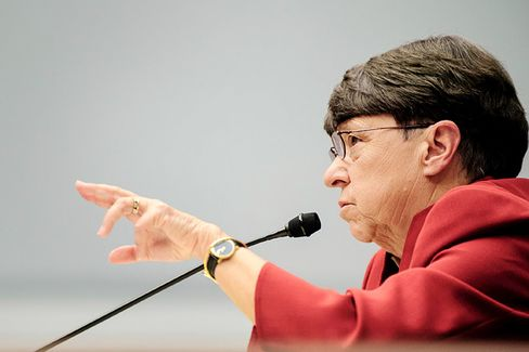 Mary Jo White Is the Woman Who Makes Wall Street Admit Guilt
