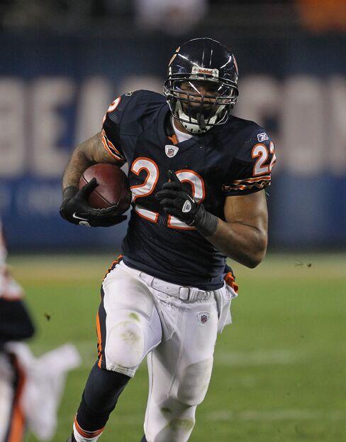 Chicago Bears Running Back Matt Forte