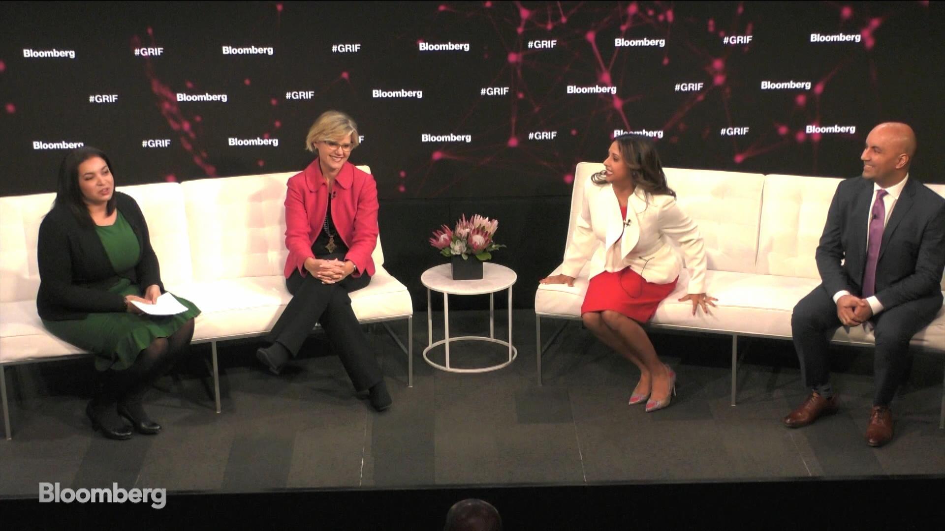Nuveen, Bank of America, GIIN Execs on Impact Investing