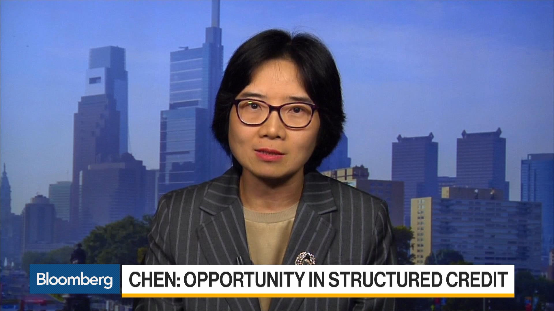 Tracy Chen, portfolio manager at Brandywine Global Investment Management, on Global Credit Markets