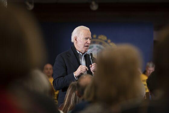 Biden Retreats from Buttigieg Attack, Vows to Fight Past Tuesday