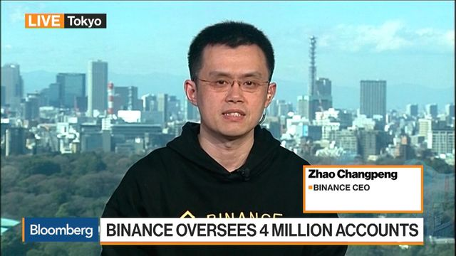 Binance CEO Zhao Changpeng discusses the challenges exchanges face possible rules and regulations on Jan. 11