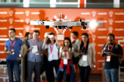 A RISER Drone