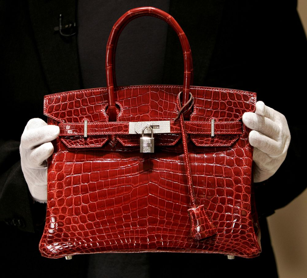0c3bf0ce8d4b Hermes Told to Rename Birkin Bag as Actress Faults Croc Skinning ...