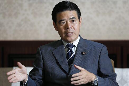 Japan Vice Finance Minister Tsutomu Okubo Interview