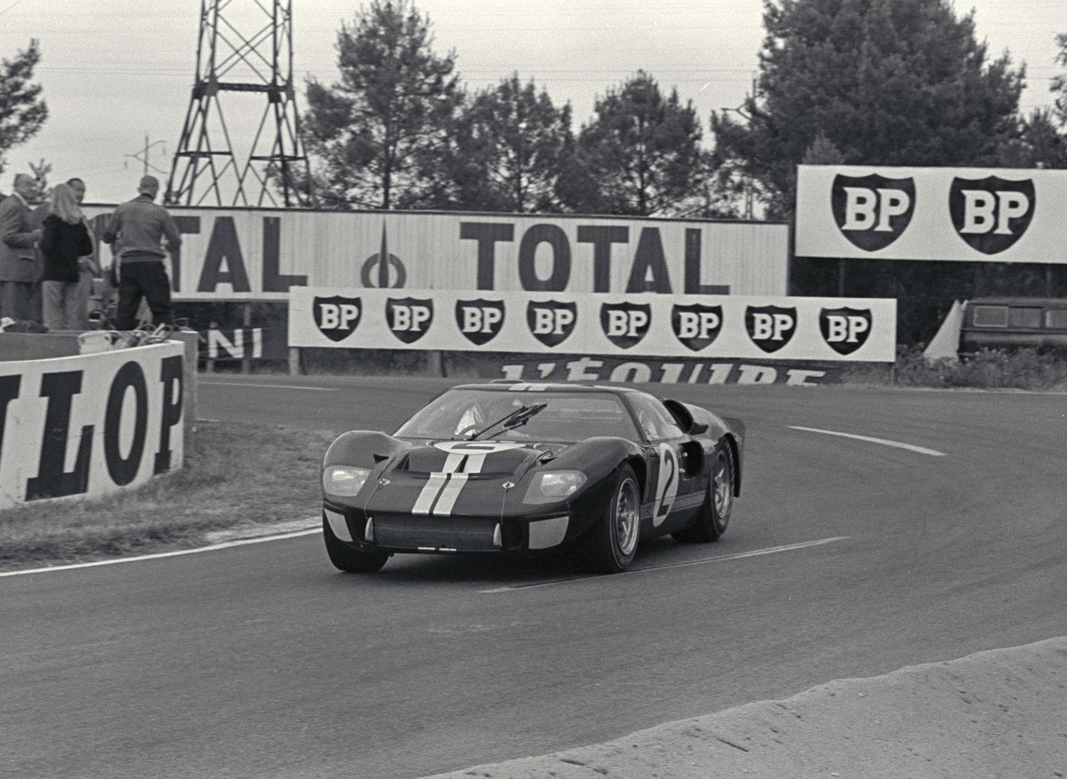 Early McLaren