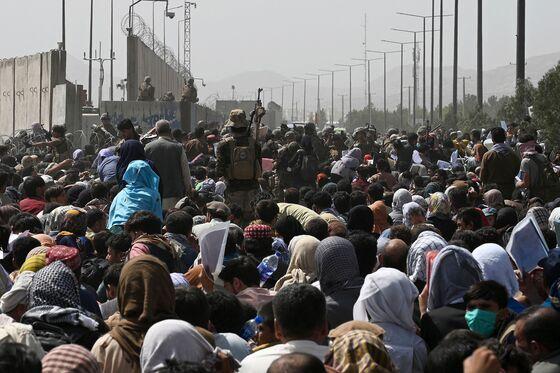 Biden Adviser Sees 'Acute' ISIS Terror Risk at Kabul Airport