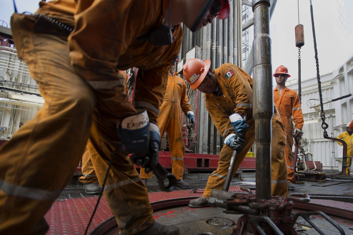 Pemex Earnings Rekindle Investor Jitters Over Mexican Oil Giant