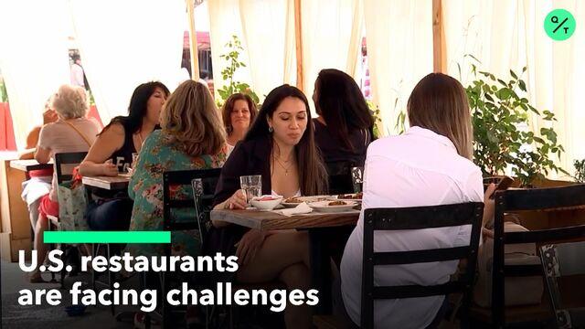 U.S. Restaurants Are Facing Challenges
