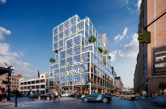 Yext to Hire 500 People for New NYC Headquarters Near Google