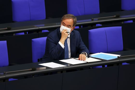 Laschet's Approval at Low Ebb in Latest German Election Poll