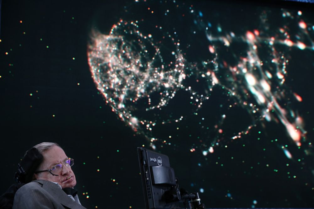 Stephen Hawking Showed the Power of an Unconstrained Mind