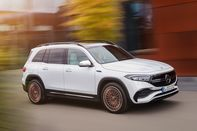 relates to Mercedes Bets Entry-Level EV Buyers Will Accept Shorter Range