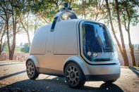 relates to Nuro's Driverless Cars Don't Have to Worry About Passenger Safety