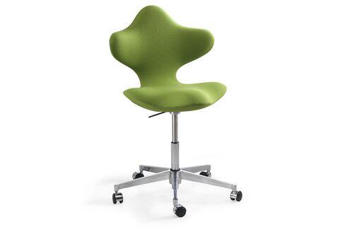 Office Upgrade: Vari??r Ergonomic Saddle Chair