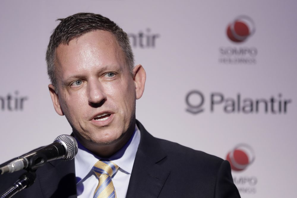 Palantir Wins New Pentagon Deal With $111 Million From the Army ...