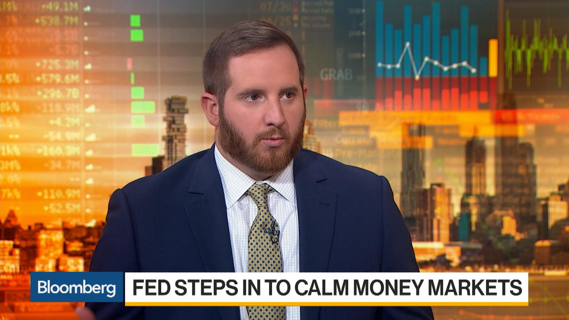 Wells Fargo Securities Rates Strategist Zachary Griffiths on Repo Rates Volatility, Market Outlook