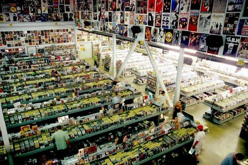 Why Indie Legend Amoeba Music Struck a Deal With Urban Outfitters