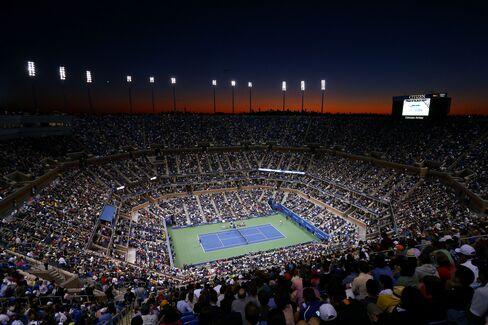 U.S. Tennis Open Seeks Muni Investors for Ashe Retractable Roof