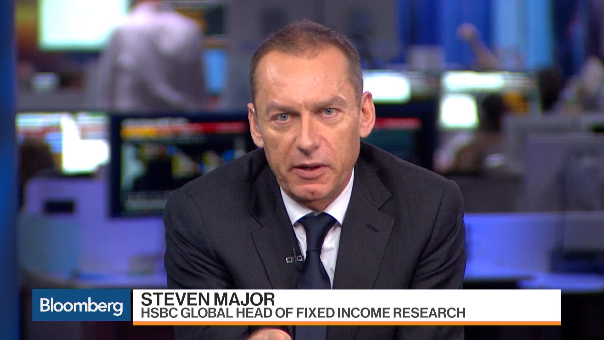 HSBC's Steven Major Shatters Myths of Fixed-Income Market