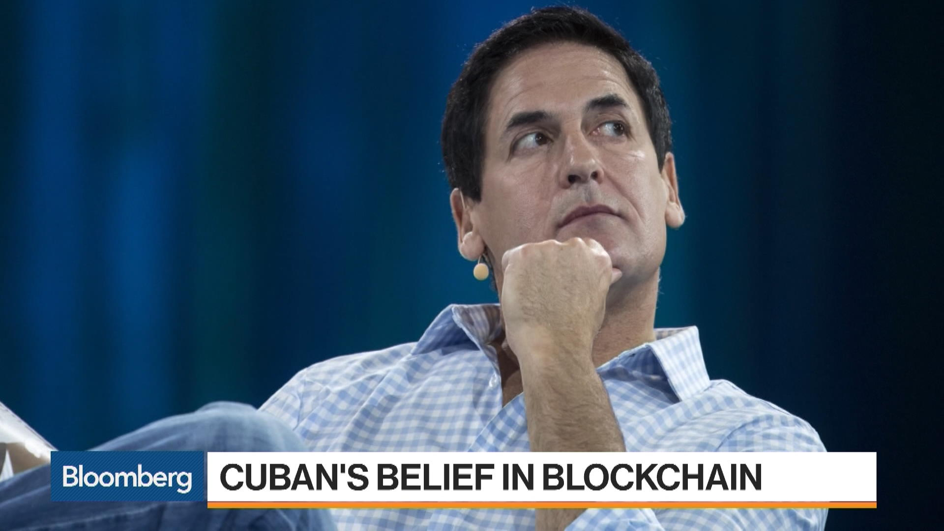 Why Mark Cuban Is Bullish on Blockchain